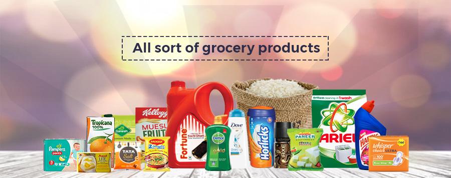 Varieties of Grocery Product
